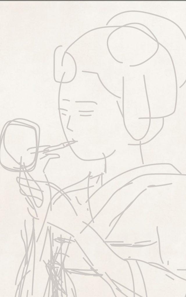 maiko art laugh1